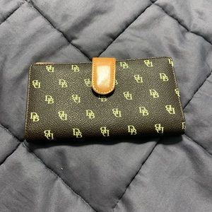 Dooney and Burke wallet